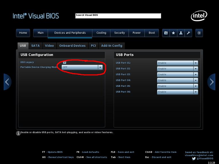 Intel Nuc Bios Update Failed